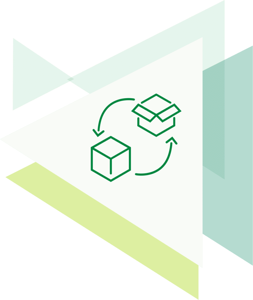 Box Recycle icon